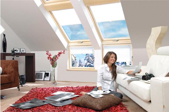 L Kombinasyonlu Çatı Penceresi Örneği