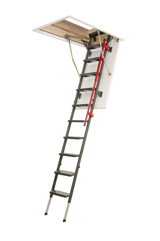 Lux Metal Çatı Merdivenleri