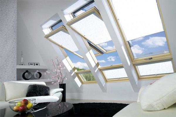 Fakro Yüksek Pivot Penceresi