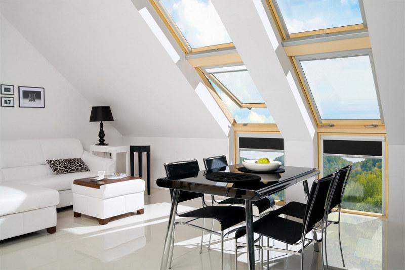 L Kombinasyonlu Çatı Penceresi Ankara