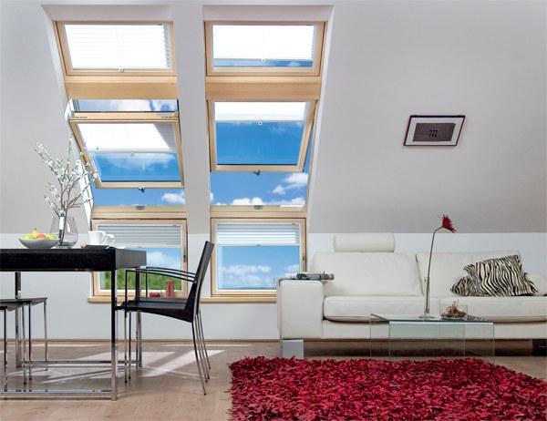 L Kombinasyonlu Çatı Penceresi Modeli