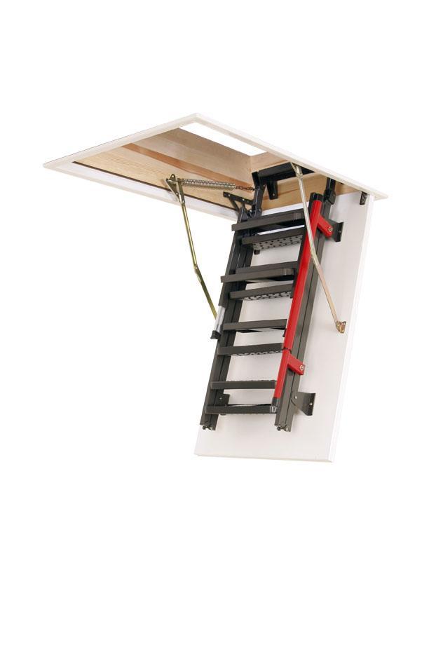 Lux Metal Çatı Merdiven